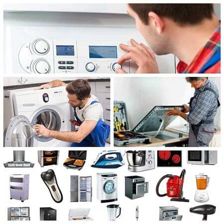 Servicio de asistencia técnica de neveras con Reparación de Electrodomésticos Los Narejos